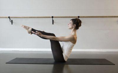 Meer Pilates Mat lessen bij Studio 44