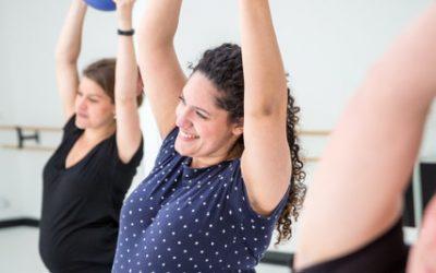 Vanaf 8 november 2020 opnieuw  Zwangerschaps Pilates lessen, bij Studio44