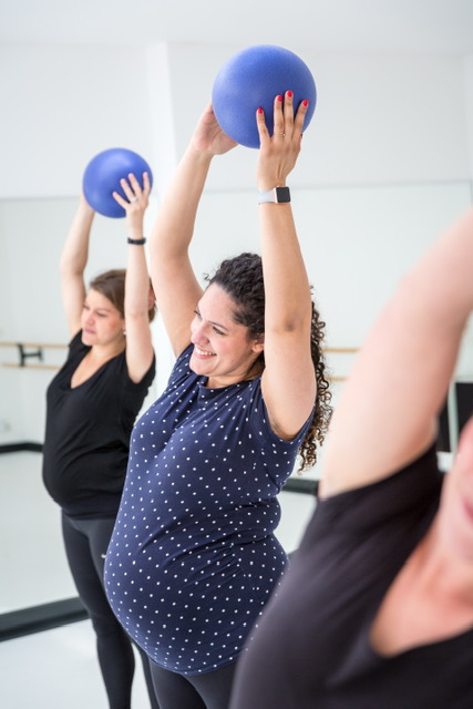Vanaf 29 februari elke week Zwangerschaps Pilates bij Studio44